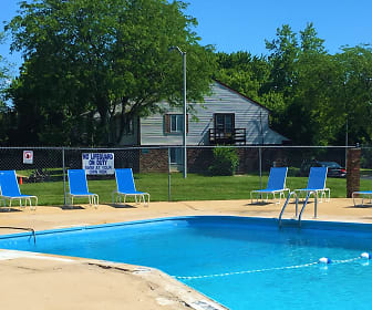 Pool, The Brandt at 6851