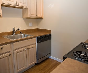 Kitchen, Sherwood Oaks