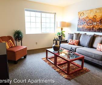 Living Room, 2102 N Walnut Street