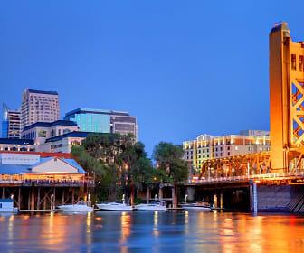The Strand, Sacramento, CA