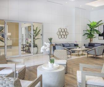 living room featuring hardwood flooring, Blue Lagoon 7