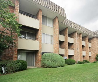 Building, Regency Park Apartments