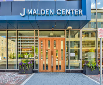 J Malden Center, Malden Catholic High School, Malden, MA