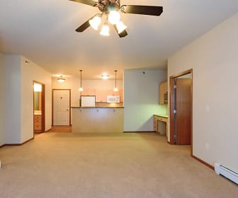 Living Room, HighPointe Apartments