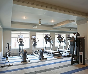 Fitness Weight Room, Aventine West Melbourne