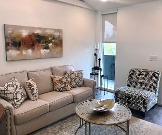 Living Room, Fairfax Flats