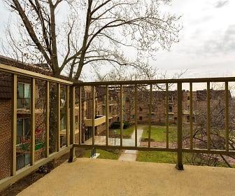 Balcony View, Fountain Gardens