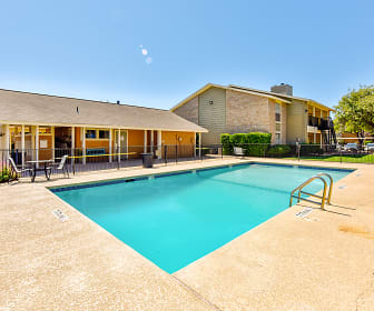 Creekside, Bowie Elementary School, San Angelo, TX