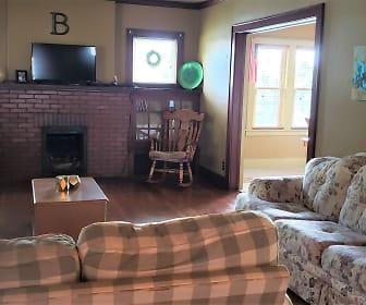 Living Room, 317 Saint Clair Ave