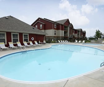 Turtle Creek Apartments, Branson High School, Branson, MO