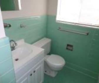 Bathroom, 601 Clement Unit 2