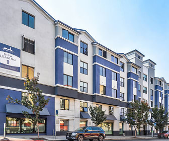 K Street Flats, Berkeley, CA