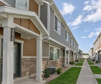 Building, Calla Homes Apartments