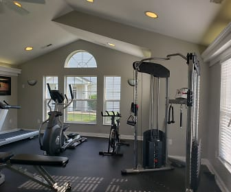 Fitness Weight Room, College Park