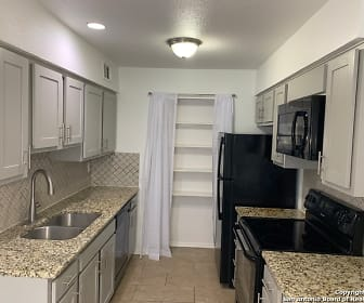 Kitchen, 100 Lorenz Rd Apt 1001