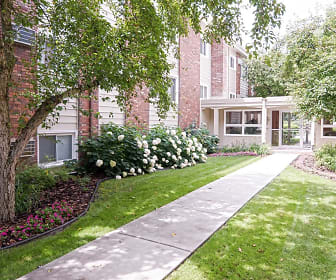 Lucia Lane Apartments, Hayes Elementary School, Fridley, MN