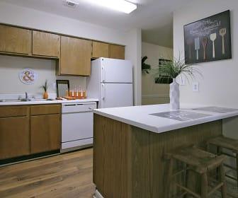 Kitchen, Riverwalk Vista