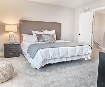 Bedroom, The Knoll of Ada