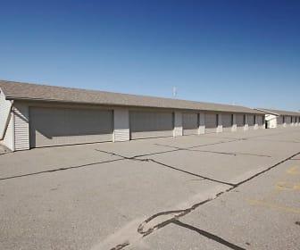 Building, SCS Merrill