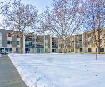 Pebblebrook Court, Normandale Community College, MN