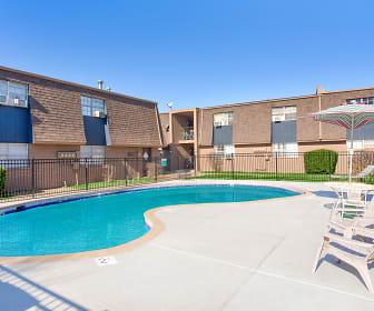 Chalet Apartments, Oklahoma Health Academy  Moore, OK