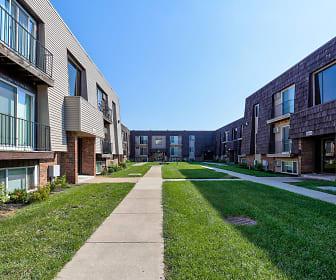 Andover Apartments, St John'S Jesuit High School, Toledo, OH