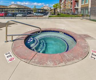 Mill Point Apartments, Utah County Academy Of Science (Ucas), Orem, UT