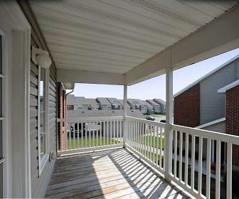 Patio / Deck, Lakeshore Apartments