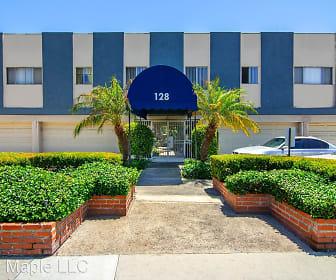128 W. Maple Street, Herbert Hoover Senior High School, Glendale, CA