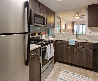 Kitchen, Siena Apartments