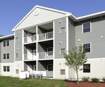 Building, Village At Clark Brook Apartments