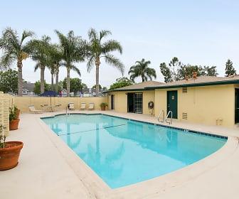 Ocean Air, Golden West College, CA