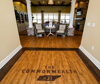 Commonwealth at 31, Franklin, TN