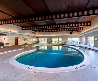 Indoor Swimming Pool, Camelot Place Apartments in Saginaw, MI, Camelot Place Apartments