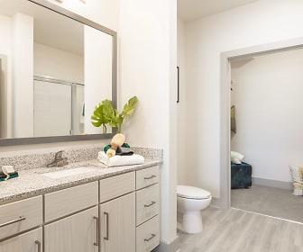 Bathroom, V & Three