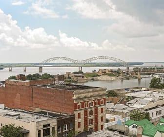Pembroke Square, Downtown, Memphis, TN