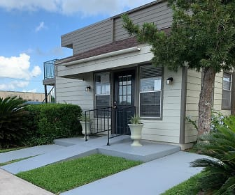 Central Park Apartments, Goliad, TX