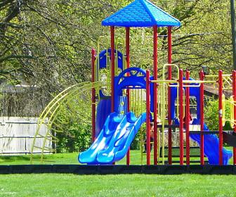 Playground, Stratford Apartments
