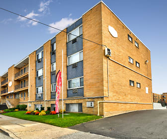 Building, Chapelcroft Apartments
