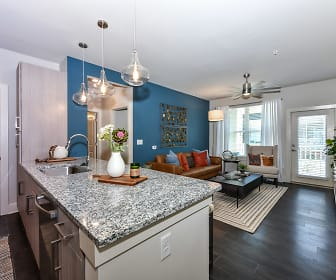 Kitchen, Promenade at Newnan Crossing