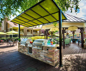 Gourmet outdoor kitchen<BR>, Willow Lake Apartments