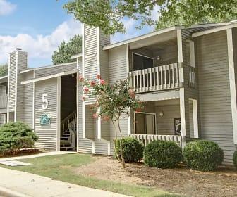 Building, Windscape Apartments