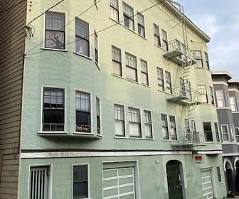 2120 Larkin Street, Galileo High School, San Francisco, CA