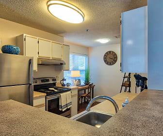 Kitchen, Marina Shores