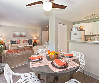 Dining Room, Pavilion Apartment Homes