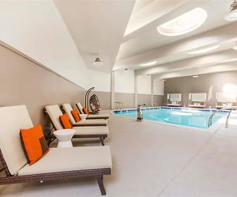Indoor Swimming Pool, Ellicott House Apartments