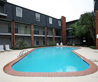 Pool, Cypress Trace Apartments