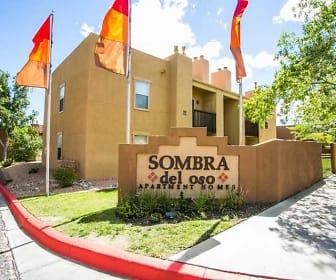 Community Signage, Sombra Del Oso