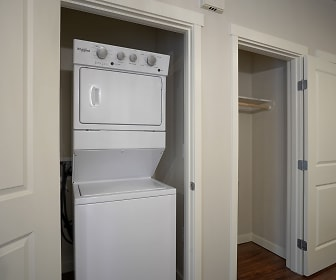 washroom with washer / dryer, Capitol Flats