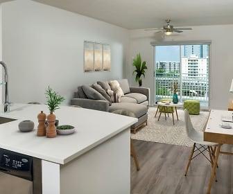 Camden Brickell, Brickell Village, Miami, FL